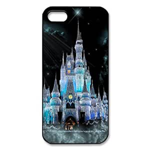 Custom Disney Castle Cover Case for iPhone 5/5s WIP-3628