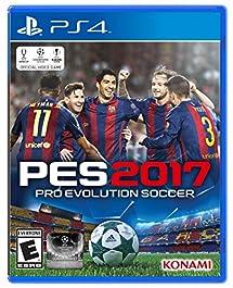 Pro Evolution Soccer 2017 - PlayStation 4 Standard Edition