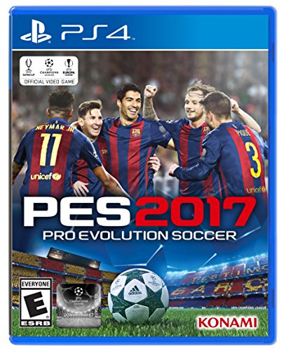 Pro Evolution Soccer 2017 - PlayStation 4 Standard Edition (Best Fifa 18 Formations)