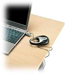 Kensington MicroSaver Portable Notebook Combination Lock 64087