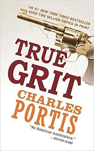 True Grit [EN] - Charles Portis