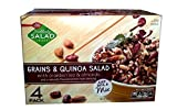 Suddenly Salad Select Grains & Quinoa Salad with Cranberries and Almonds, 4 pack, 28.3 Oz