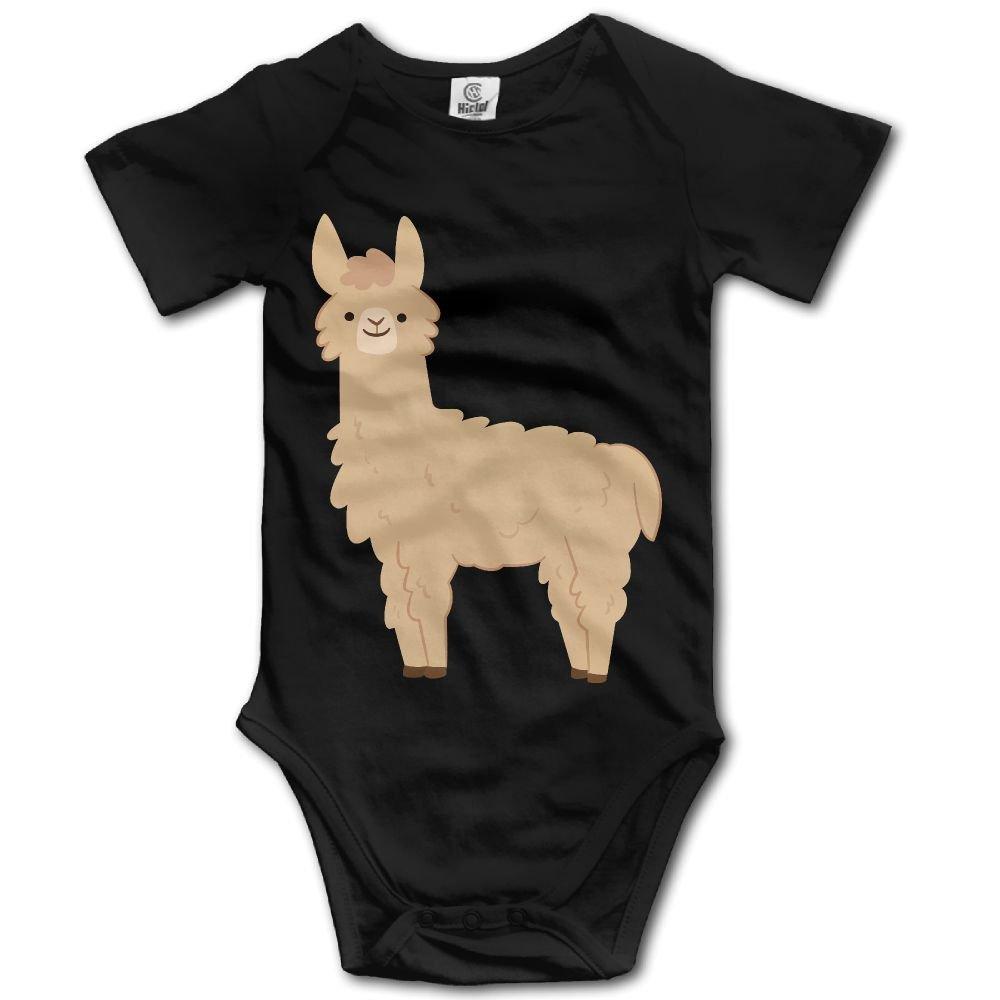 Jaylon Baby Climbing Clothes Romper Cartoon Sheep Infant Playsuit Bodysuit Creeper Onesies Black