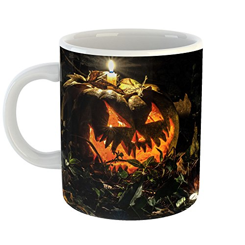 Westlake Art Love Yaltum - 11oz Coffee Cup Mug - By Modern Picture Photography Artwork Home Office Birthday Gift - 11 Ounce (Halloween Type O Negative)
