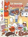 Mes docs à coller : Le chocolat par Balicevic