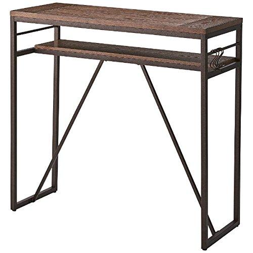カウンターテーブル PT-782BK B01N4PJD7N