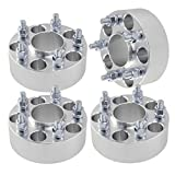 4pcs 50mm ( 2.0'' ) Hubcentric (70.5 Hub) Wheel Spacers For Ford Mustang Ranger Explorer Edge