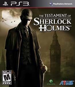 The Testament of Sherlock Holmes - PlayStation 3 Standard Edition