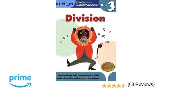 Grade 3 Division (Kumon Math Workbooks): Kumon Publishing, Kumon ...