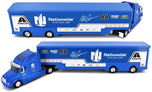 Alex Racing - Lionel Racing Alex Bowman 2018 Nationwide 1:64 Scale NASCAR Truck Hauler