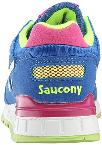 Blu Saucony de Shadow Gymnastique Royal Bianco Chaussures Fucsia 5000 Femme Originals W xwB8qSOx
