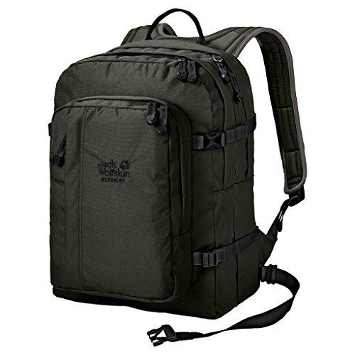 Jack Wolfskin Berkeley School College Daypack Backpack Pinewood