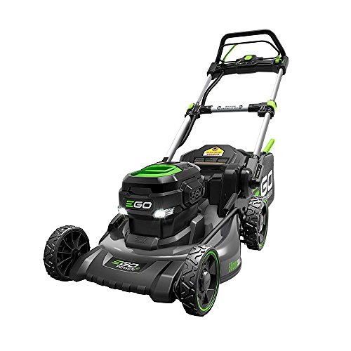 EGO 20 in. (Brushless) Steel Deck Walk Behind-Self Propelled, Cordless Mower Kit (7.5Ah Battery, 550-Watt Charger) by EGO