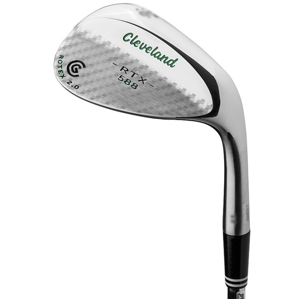 Cleveland Golf Tour Satin Custom Wedge Traction, Carbon Green