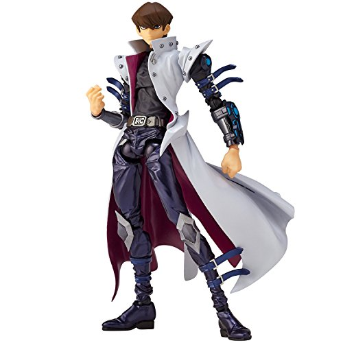 Yu Gi Oh Pack List - Vulcanlog 012 Yu-Gi-Oh king ribonucleic Seto Kaiba non-scale PVC & ABS-painted action figure