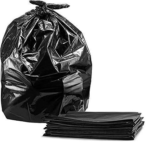 Amazon.com: Bolsas de basura de 65 galones: Jardín y Exteriores