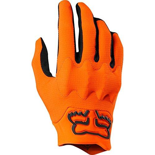 2019 Fox Racing Bomber Light Gloves-Black/Orange-L