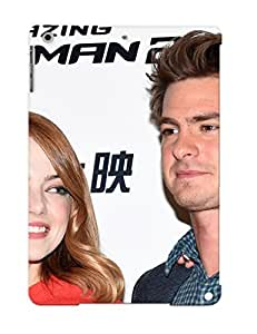 Graceyou Faddish Phone Emma Stone And Andrew Garfield Case For Ipad Air / Perfect Case Cover