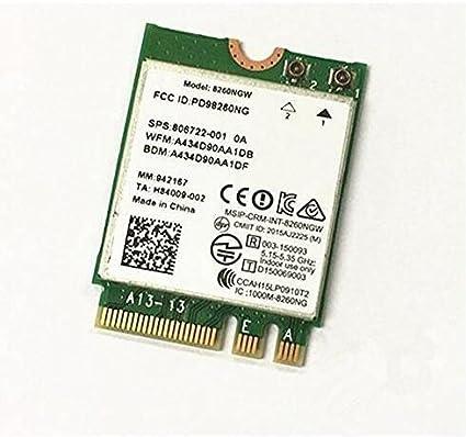 Amazon in: Buy Dual Band Wireless- AC 8260 8260AC NGFF Wifi Card USE