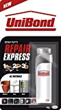 UniBond 2002377 48 g Repair Express Putty Epoxy Cutter Tube - White