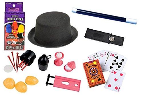 10 Piece Magic Trick Set