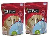 Ol' Roy Munchy bone Greek Yogurt 20 oz 2 pack Larger Image