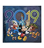 Walt Disney World 2019 Mickey Mouse Photo Album Holds 200 Photos