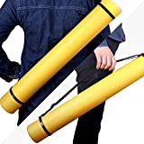 Transon Poster Documents Storage Tube Extendable