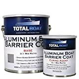 TotalBoat Aluminum Boat Barrier Coat (Gallon, Gray)