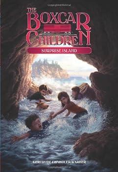 Surprise Island 0807576735 Book Cover