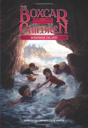 Surprise Island (The Boxcar Children #2)