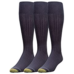 Classic dress socks featuring a smooth cotton feel for comfort.