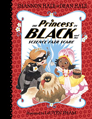The Princess in Black and the Science Fair -