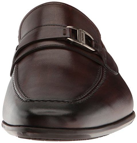 Magnanni Mens Reva Slip-on Mocassino Marrone