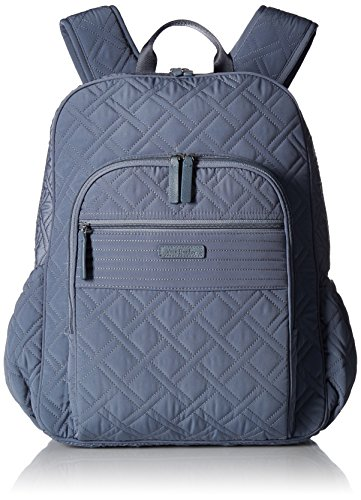 Vera Bradley Women's Backpack, Charcoal