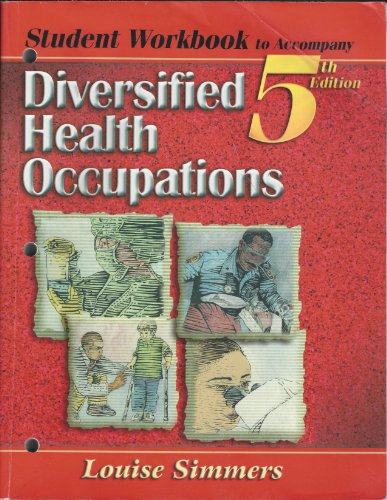 DIVERSIFIED HEALTH OCCUPATIONS, WORKBOOK, 5E