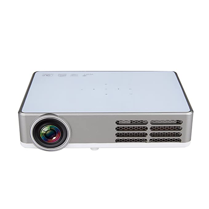 Excelvan LED9 - Mini Full 3D Proyector Portátil DLP LED 3000 ...