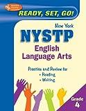 NY State Grade 4 English Language Arts (REA) - Ready, Set Go!, BBE Associates, 0738607142