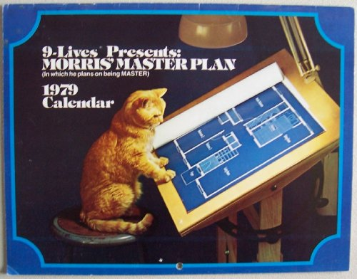 vintage-1979-calendar-9-lives-presents-morris-master-plan-in-which-he-plans-on-being-master-1979-cal