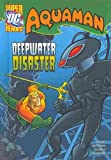 Front cover for the book Deep Water Disaster by J. E. Bright
