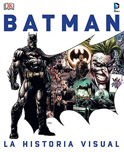Batman: La historia visual (DC COMICS)