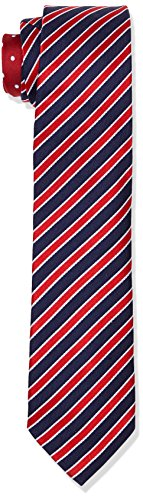 Tie Neck Men's Red Tommy Hilfiger Tailored 615 17c40WH0