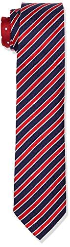 Hilfiger Tommy Men's 615 Neck Tailored Red Tie Uqprdqwx