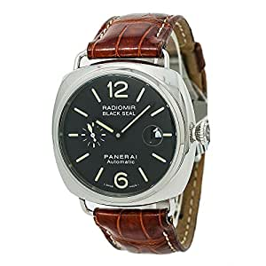 Panerai Radiomir swiss-automatic mens Watch PAM00287 (Certified Pre-owned)