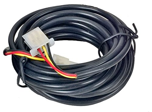 Wolo 8158 Strobe Cable with Connector for Lightning Series 26.2 Feet Lngth