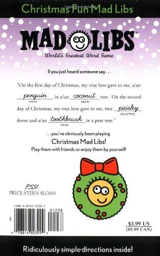 image regarding Christmas Mad Libs Printable called Xmas Entertaining Outrageous Libs: Stocking Stuffer Insane Libs: Roger