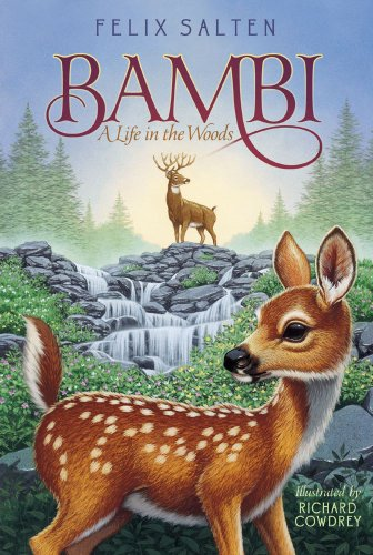 Bambi: A Life in the Woods (Bambi's Classic Animal - Bambi 3