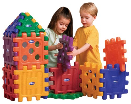 Careplay 16 Piece Grid Blocks