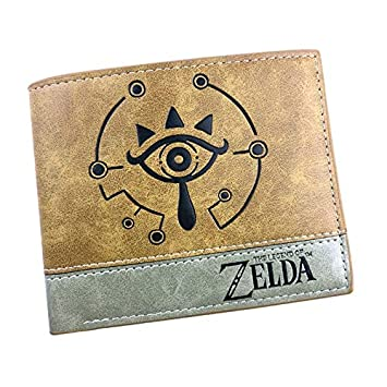 Legend of Zelda - Cartera de Piel con Logotipo en Relieve y ...