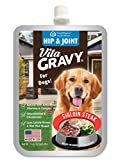 Vita Gravy Hip and Joint Supplement, Delicious Sirloin Steak Flavor Flavor - For Dogs of All Ages, Sizes, Breeds - 11 Ounce, up to 44 Servings